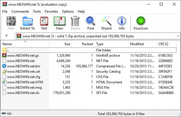WinRAR 5.60 Direct Link Download