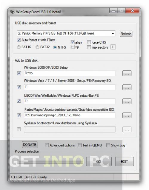 WinSetUpFromUSB Offline Installer Download