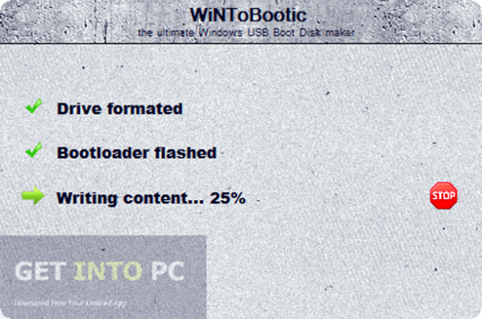 WinToBootic Download For Free