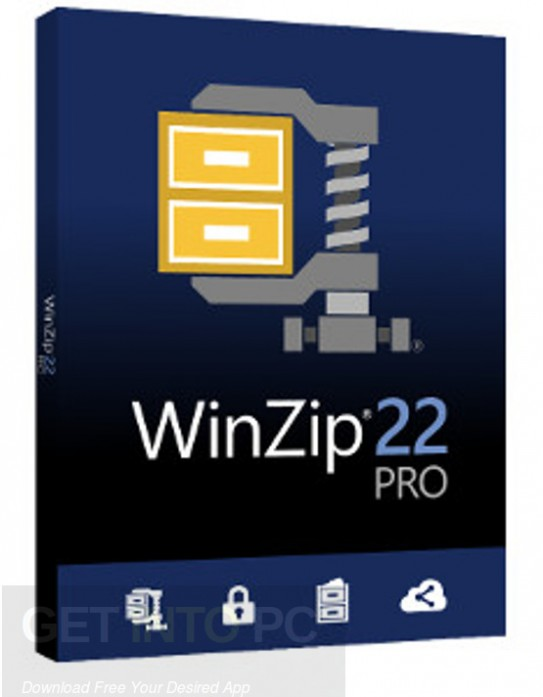 WinZip Pro 22 Free Download