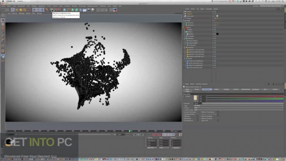 X-Particles 2 For Cinema 4D Direct Link Download-GetintoPC.com