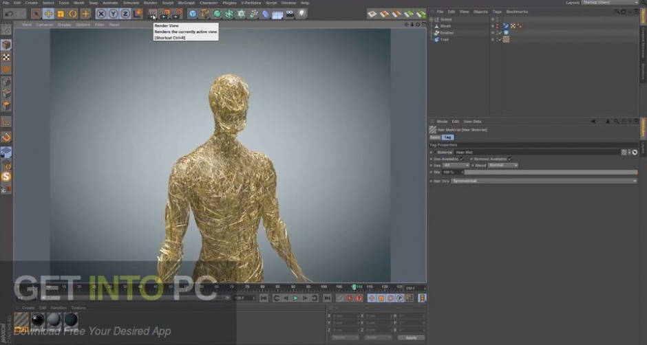 X-Particles 2 For Cinema 4D Latest Version Download-GetintoPC.com