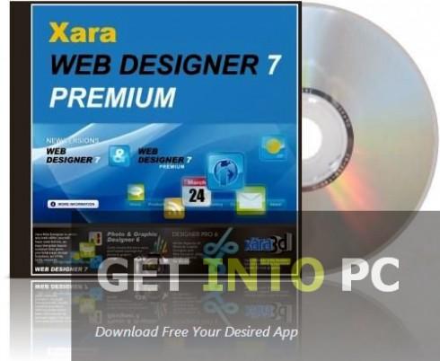 Xara Web Designer Premium For Windows