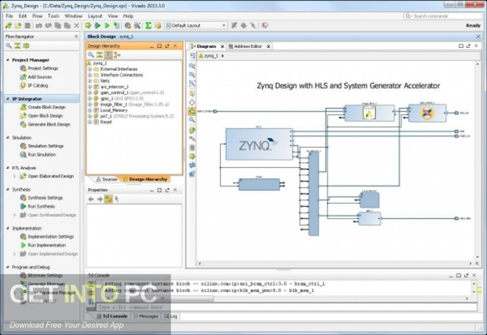 Xilinx Vivado Design Suite 2018 Latest Version Download-GetintoPC.com
