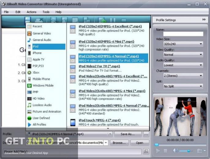 Xilisoft Video Converter Offline Installer Download
