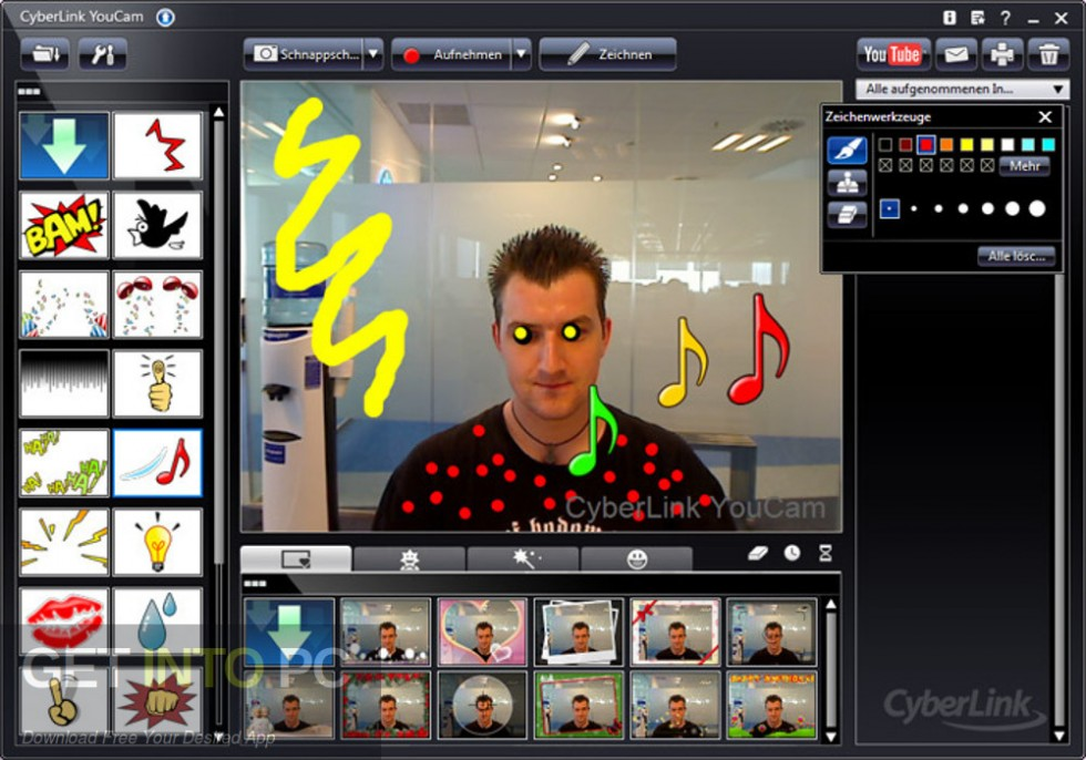 YouCam 8 Direct Link Download-GetintoPC.com