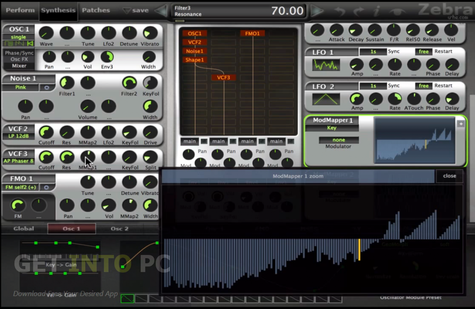 Zebra Wireless Modular Synthesizer Download For Free