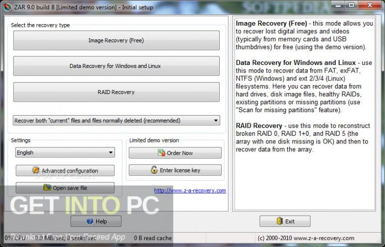 Zero Assumption Recovery Direct Link Download-GetintoPC.com