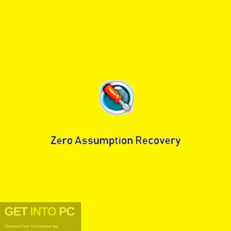 Zero Assumption Recovery Free Download-GetintoPC.com