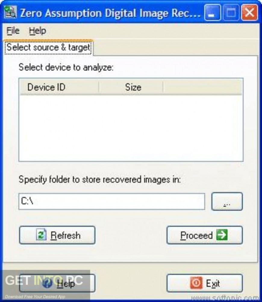 Zero Assumption Recovery Offline Installer Download-GetintoPC.com
