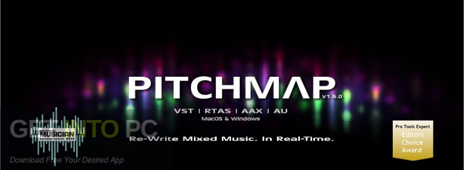 Zynaptiq - PITCHMAP VST Free Download-GetintoPC.com